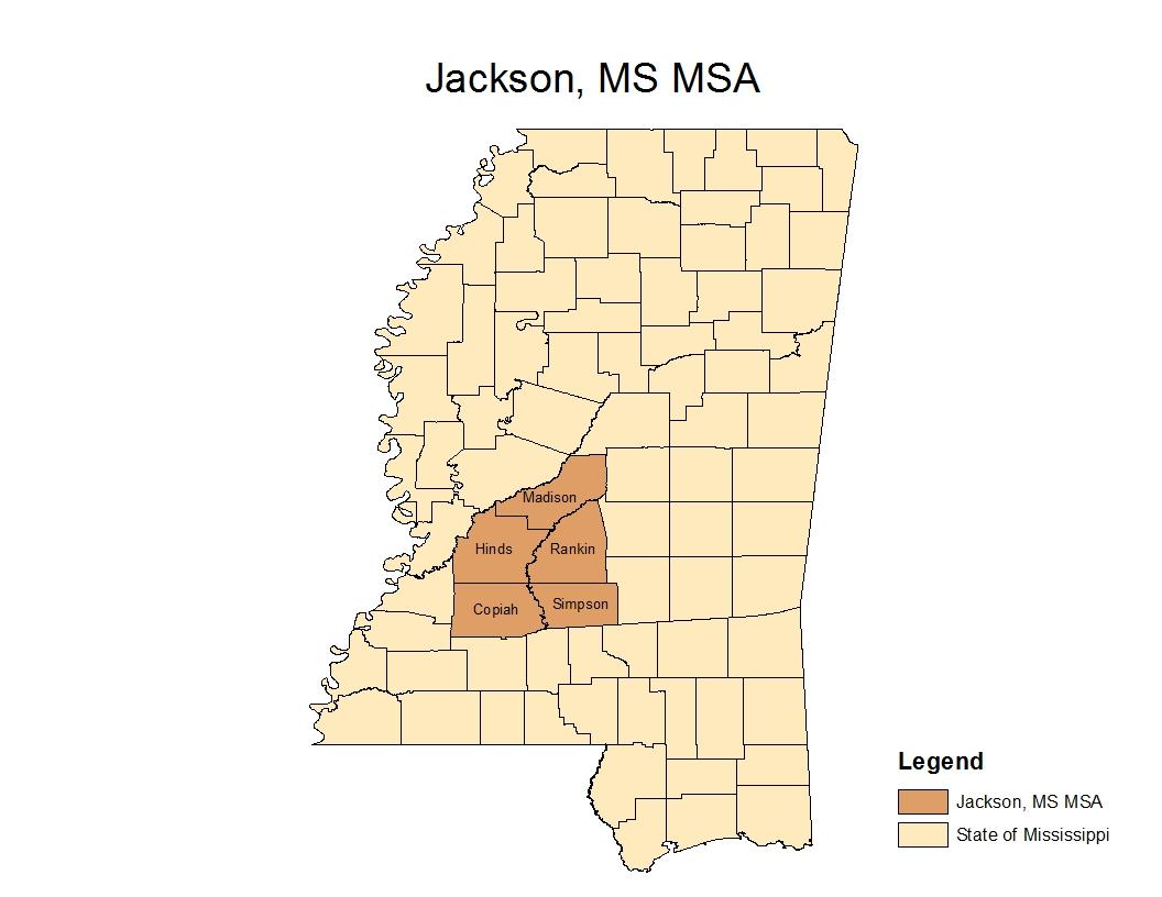 Improving Markets Index: Jackson, MS MSA | Eye On Housing