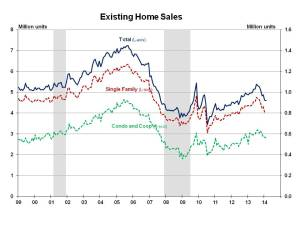 Existing Home Sales February 2014